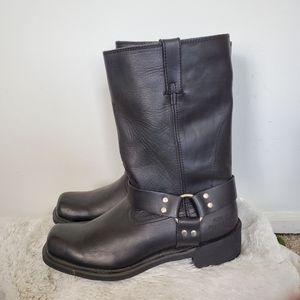 NWOB Guide Gear Mens Motorcycle  Riding Boots 10.5